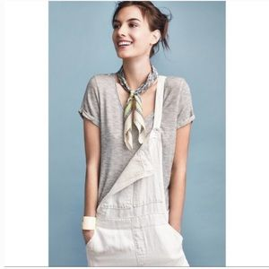 Anthropologie Pilcro and the Letterpress overalls